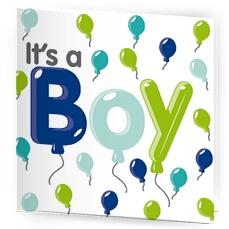 Geboortekaartjes jongens